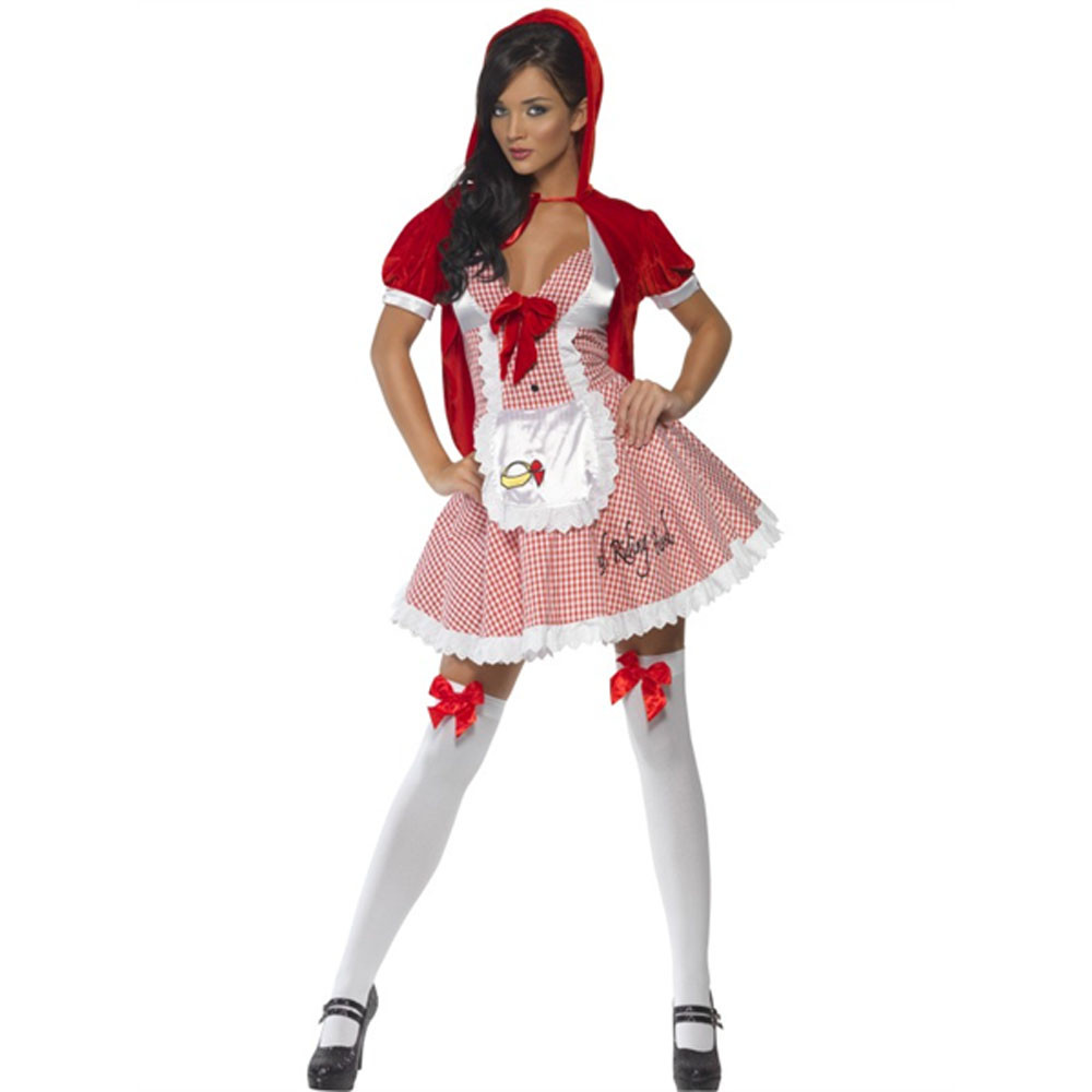 Red Riding Hood Women's Costume