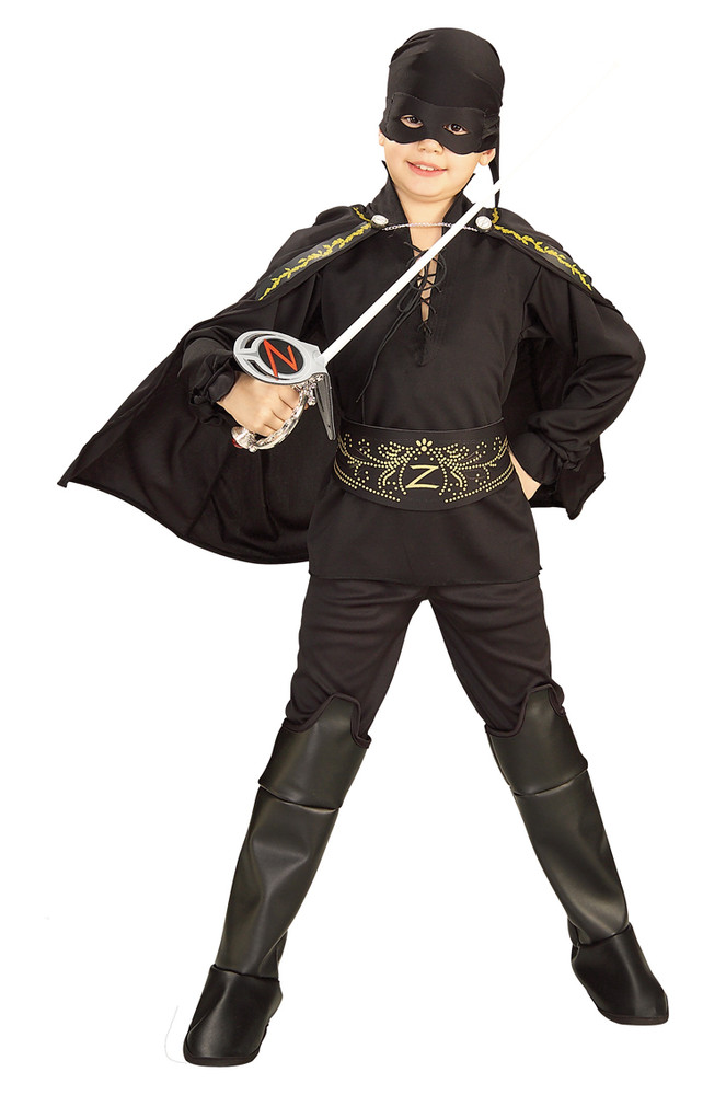 Zorro Boys Costume