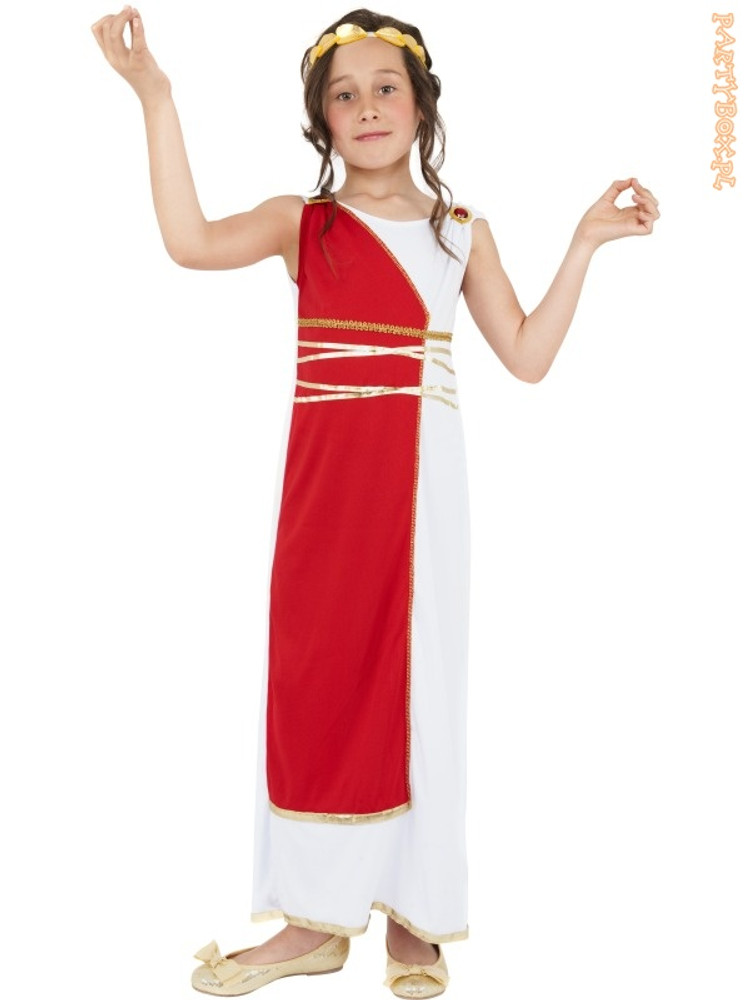 Toga Greek Girl Costume