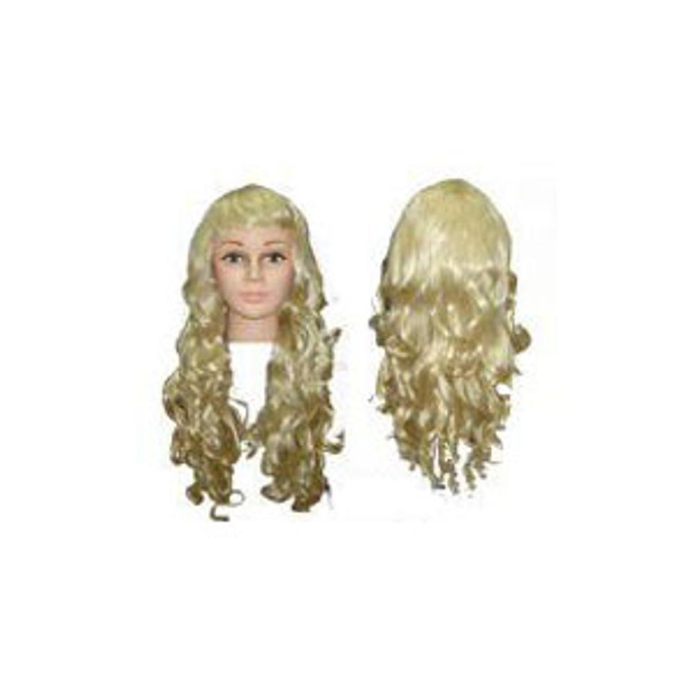 Long Mermaid Wig - Blonde