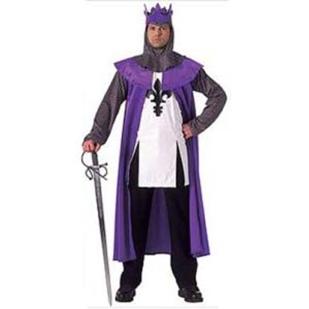 Renaissance - Medieval King Mens Costumes