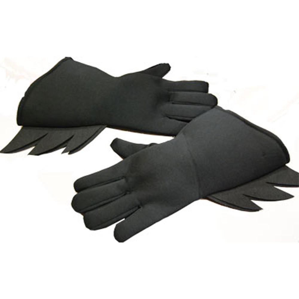 Batman Gloves - Adult