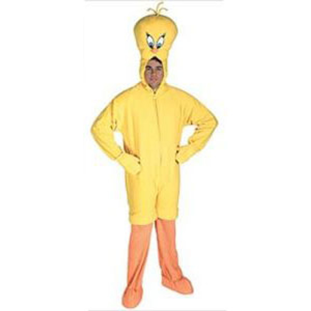 Tweety Bird Adult Costumes (From Looney Tunes)