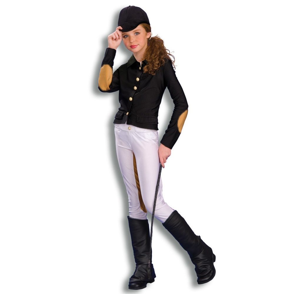 Equestrienne Horse Rider Girls Costume