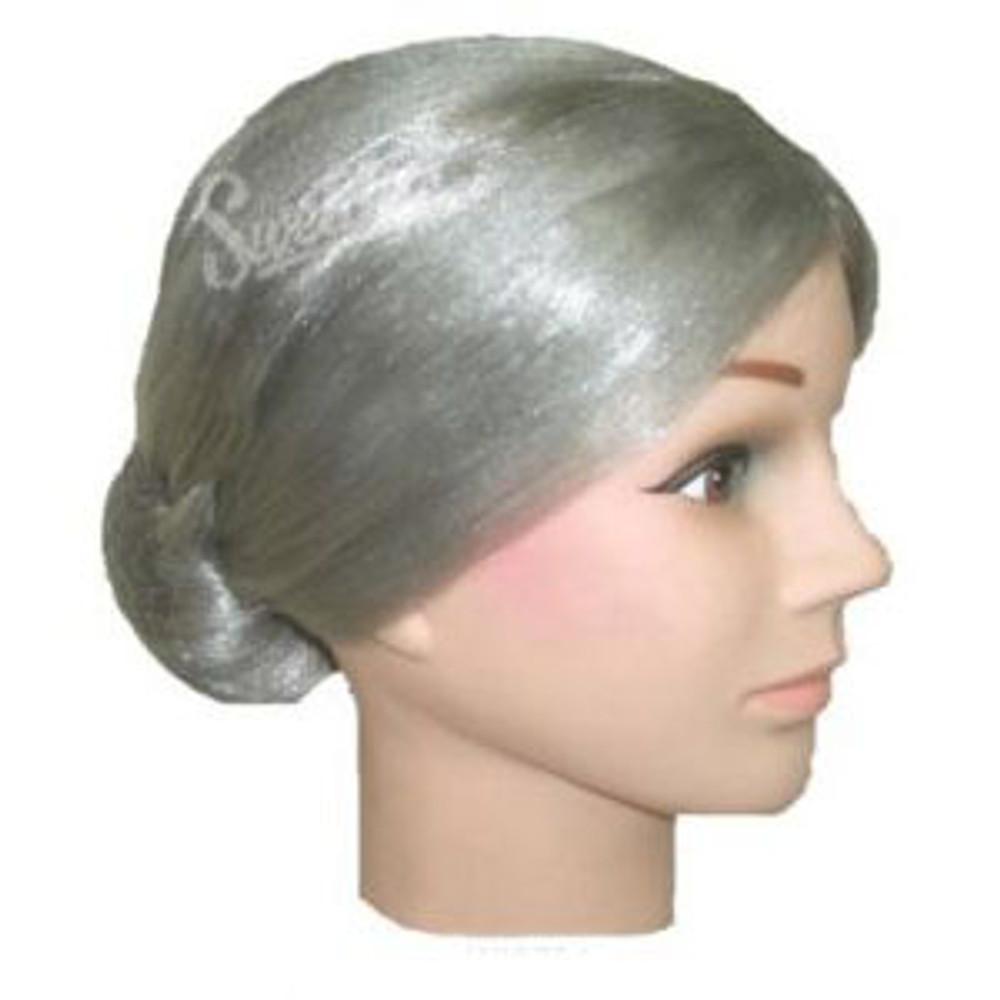 Grandma Wig - Grey