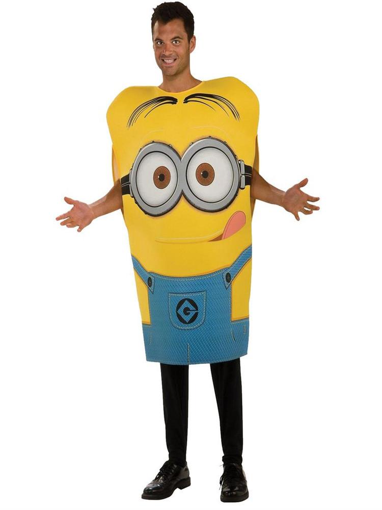 Despicable Me Minion Dave Mens Costume
