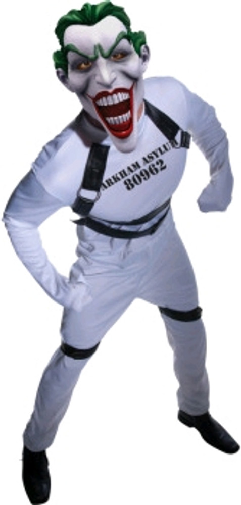 THE JOKER STRAIGHT JACKET Mens Costume