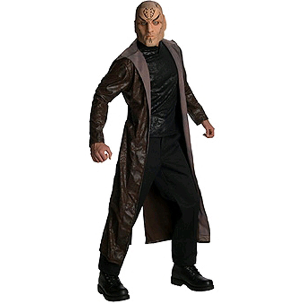 STAR TREK DLX NERO  Mens Costumes