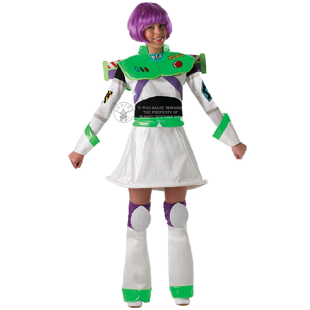 Buzz Lightyear Womens Costume