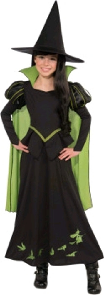 Wizard of Oz WICKED WITCH OF THE WEST Girls Costume