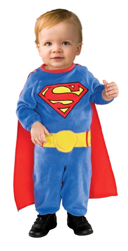 Superman Superhero Infant Costume
