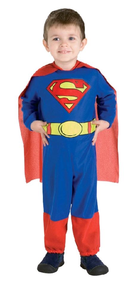 Superman Superhero Toddler Costume