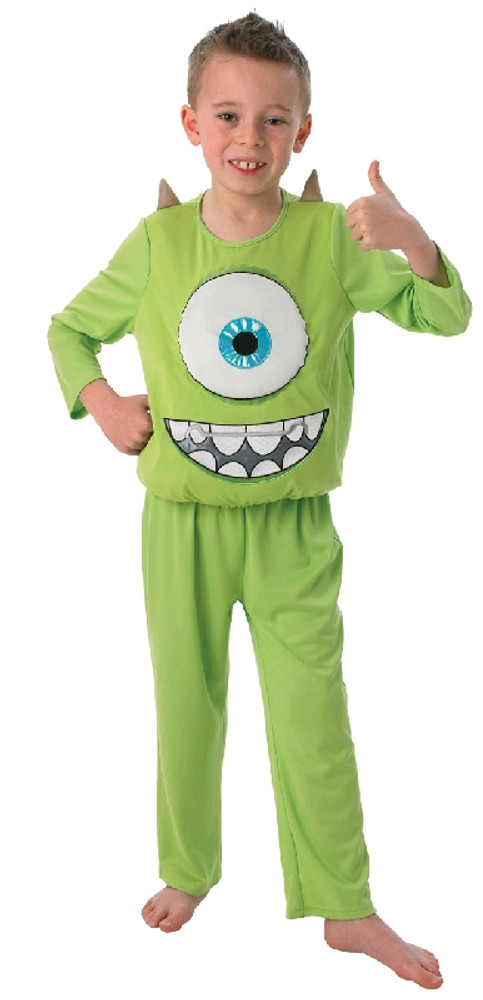 Monsters Inc - Mike Child Costume