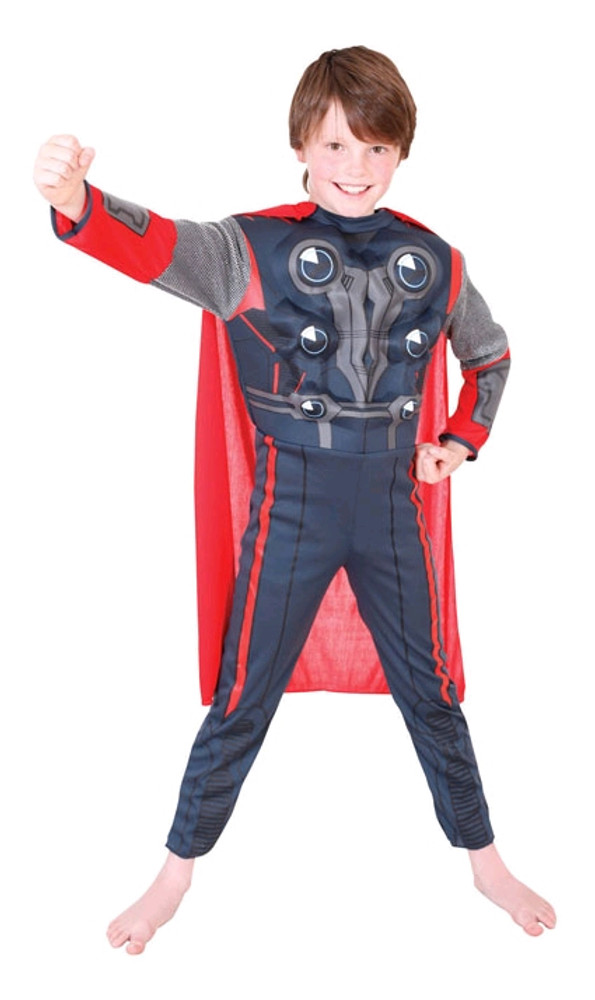 Thor The Avengers PREMIUM Child Costume