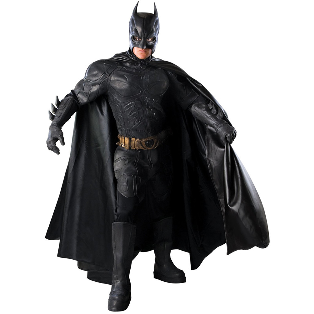 Batman - Dark Knight Rises COLLECTORS EDITION Grand Heritage Mens Costume