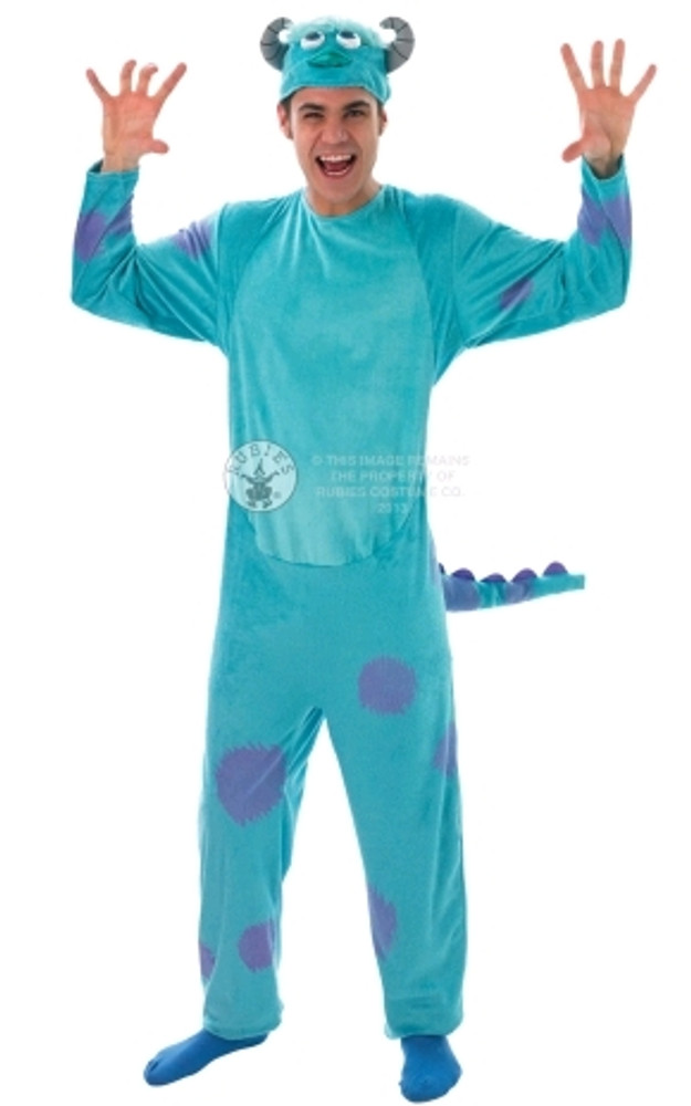 Monsters Uni SULLY Mens Costume