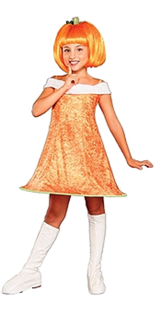 Pumpkin Spice Girls Costume
