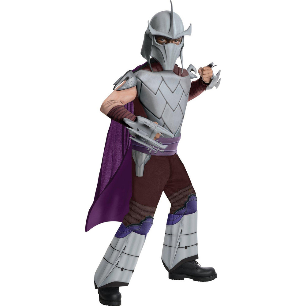 Teenage Mutant Ninja Turtles - Shredder Deluxe Child Costume