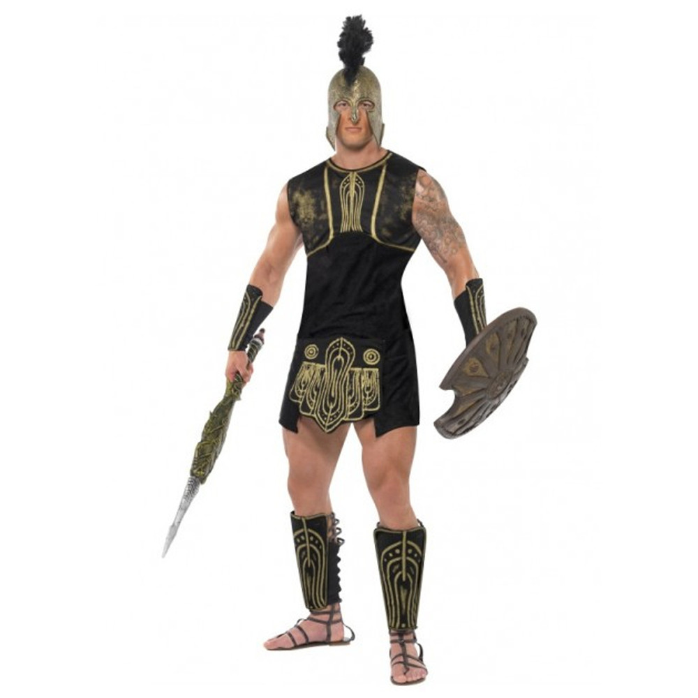 Greek Achilles Warrior Mens Costume