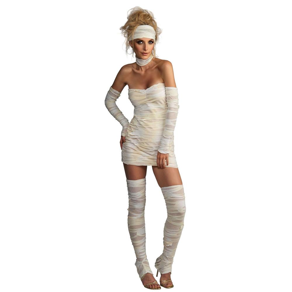 Mummy Sexy Womens Costume