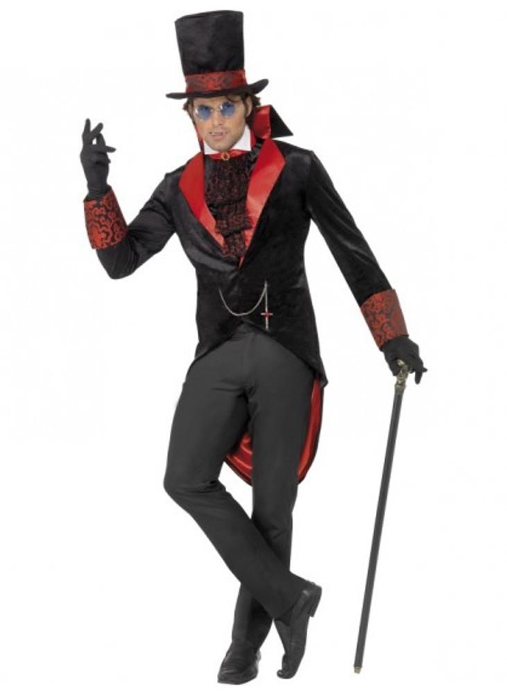Dracula Vampire Mens Costume