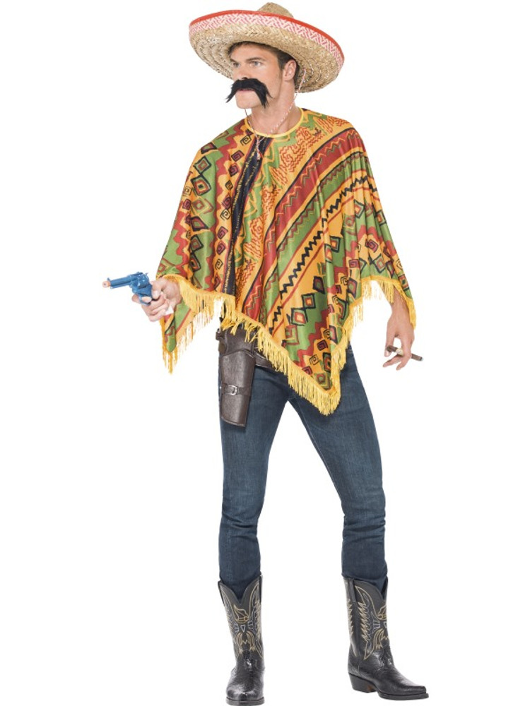 Mexican Poncho Instant Kit