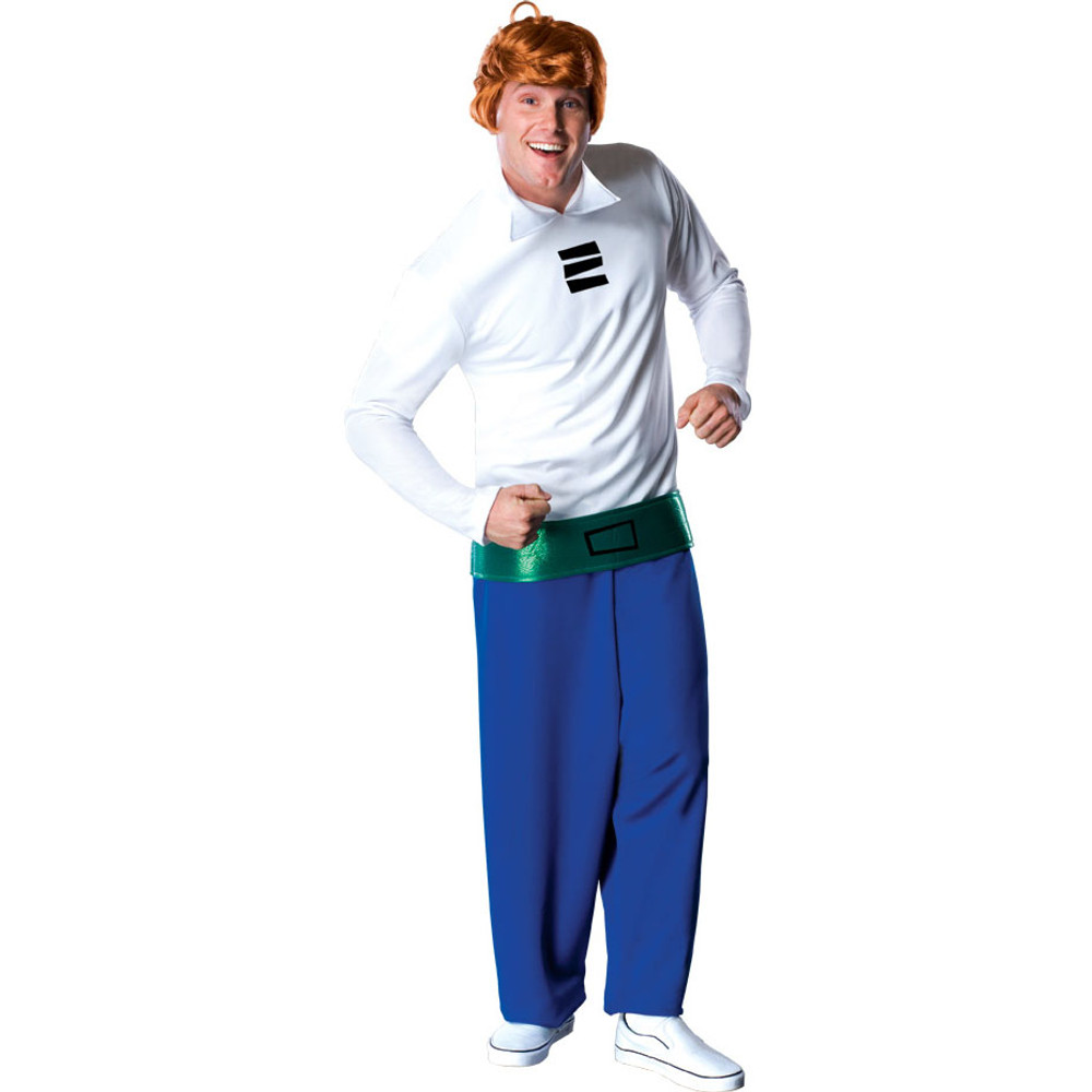 George Jetson Mens Costume XL