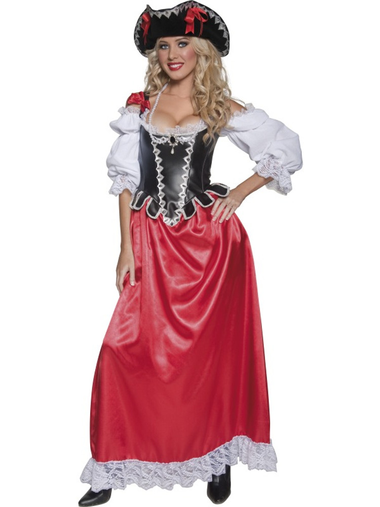 Pirate Wench Women's Costume