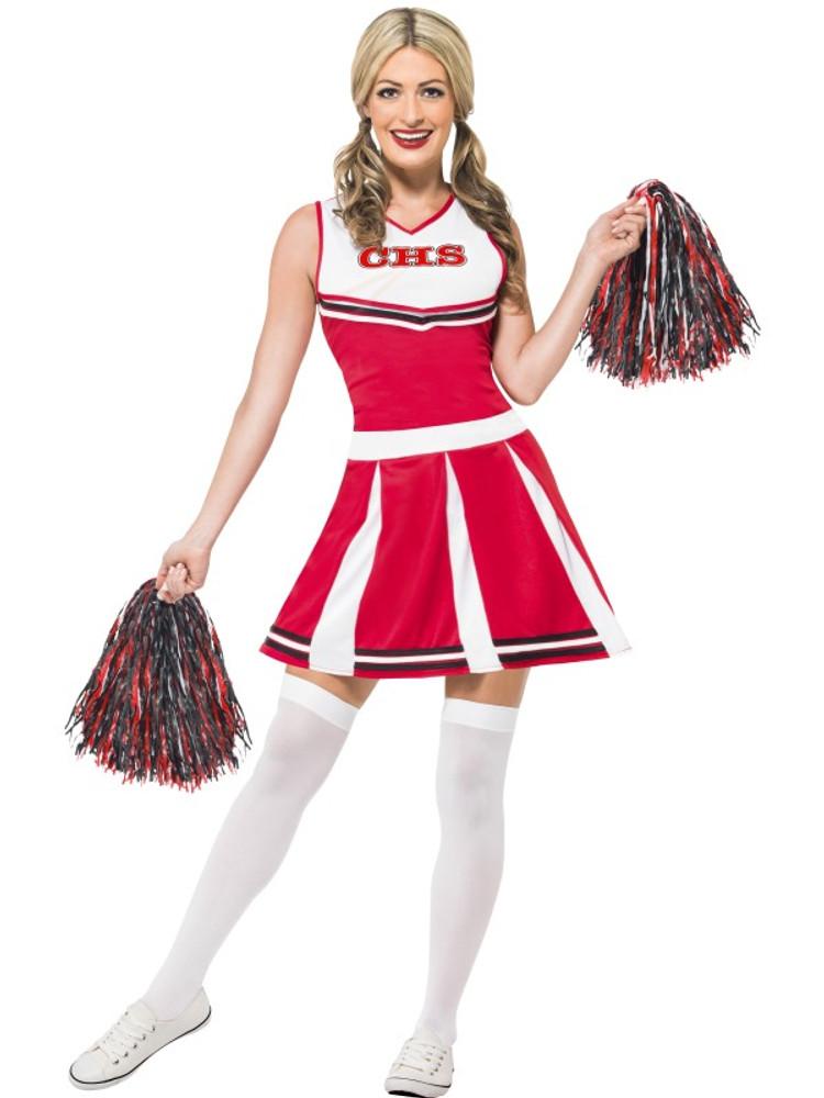 Cheerleader Women's Costume
