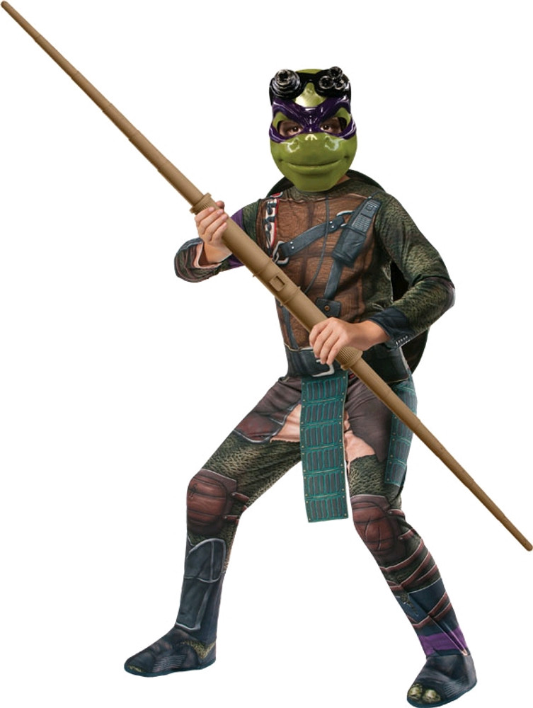 Teenage Mutant Ninja Turtle - DONATELLO CHILD Costume