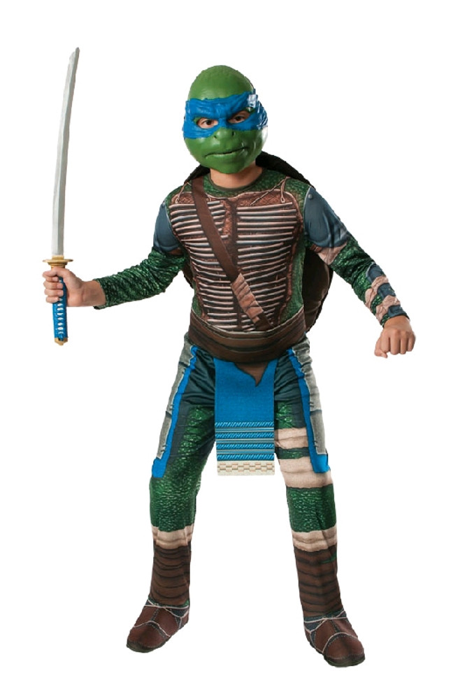 Teenage Mutant Ninja Turtle - LEONARDO CHILD Costume