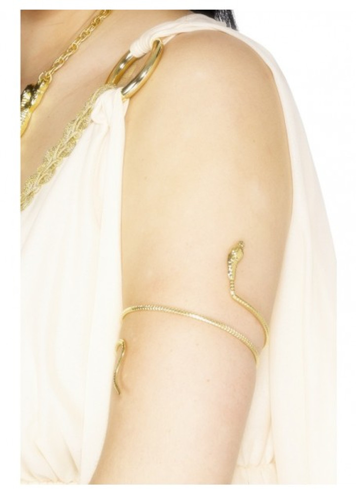 Cleopatra Egyptian Snake Bracelet