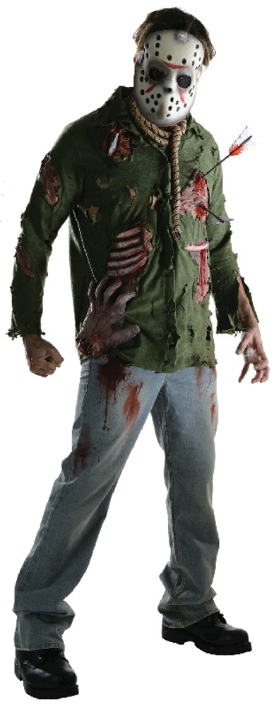 Jason Deluxe  Mens Costumes (from Friday the 13th)