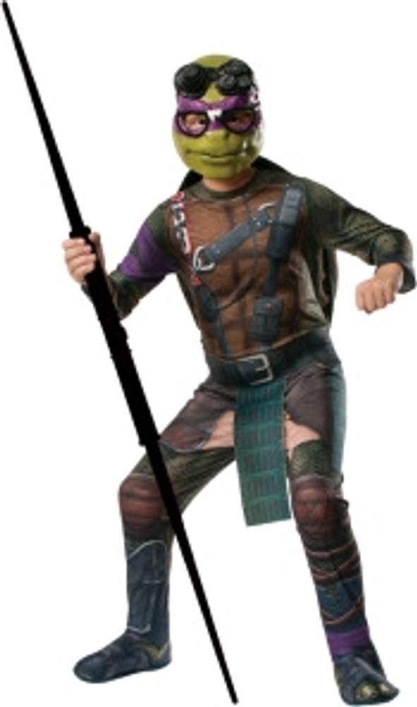 Teenage Mutant Ninja Turtles Donatello Deluxe Men's Costume