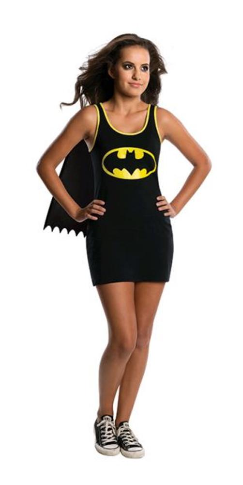 Batgirl Teen Tank Dress Costume