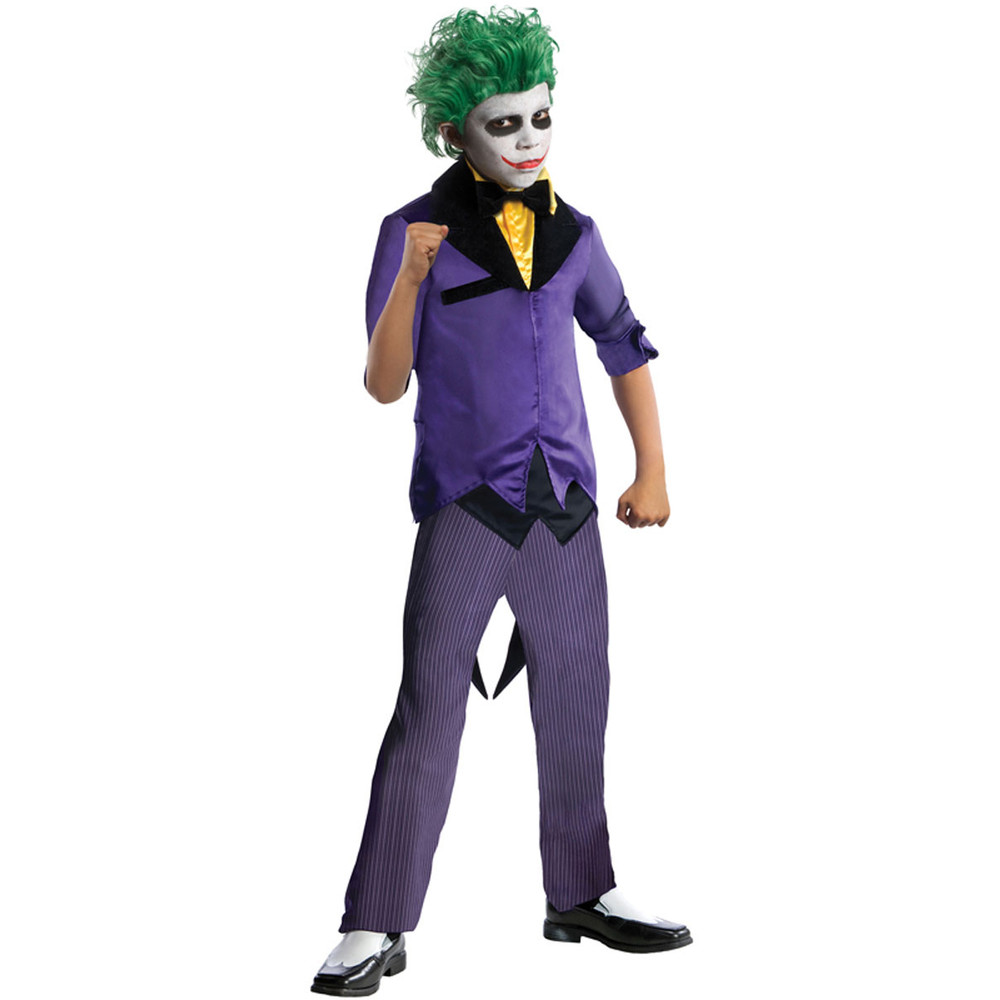 Joker Boys Costume