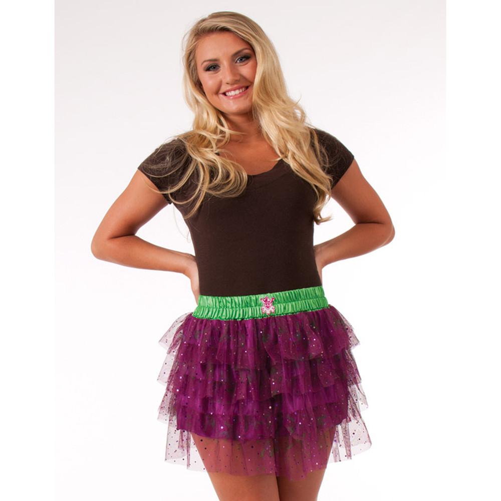 Joker Skirt Womens Costume