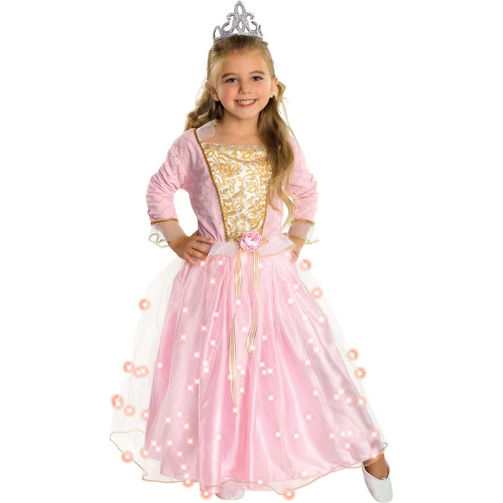 Princess Rose Girls/ Toddler Costume
