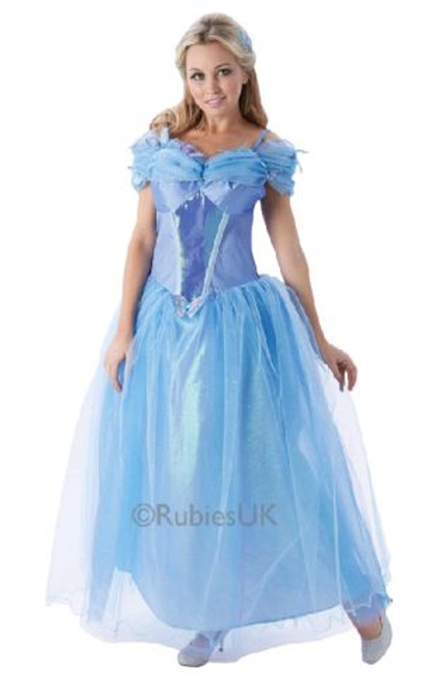 Cinderella Live Action Womens Costumes