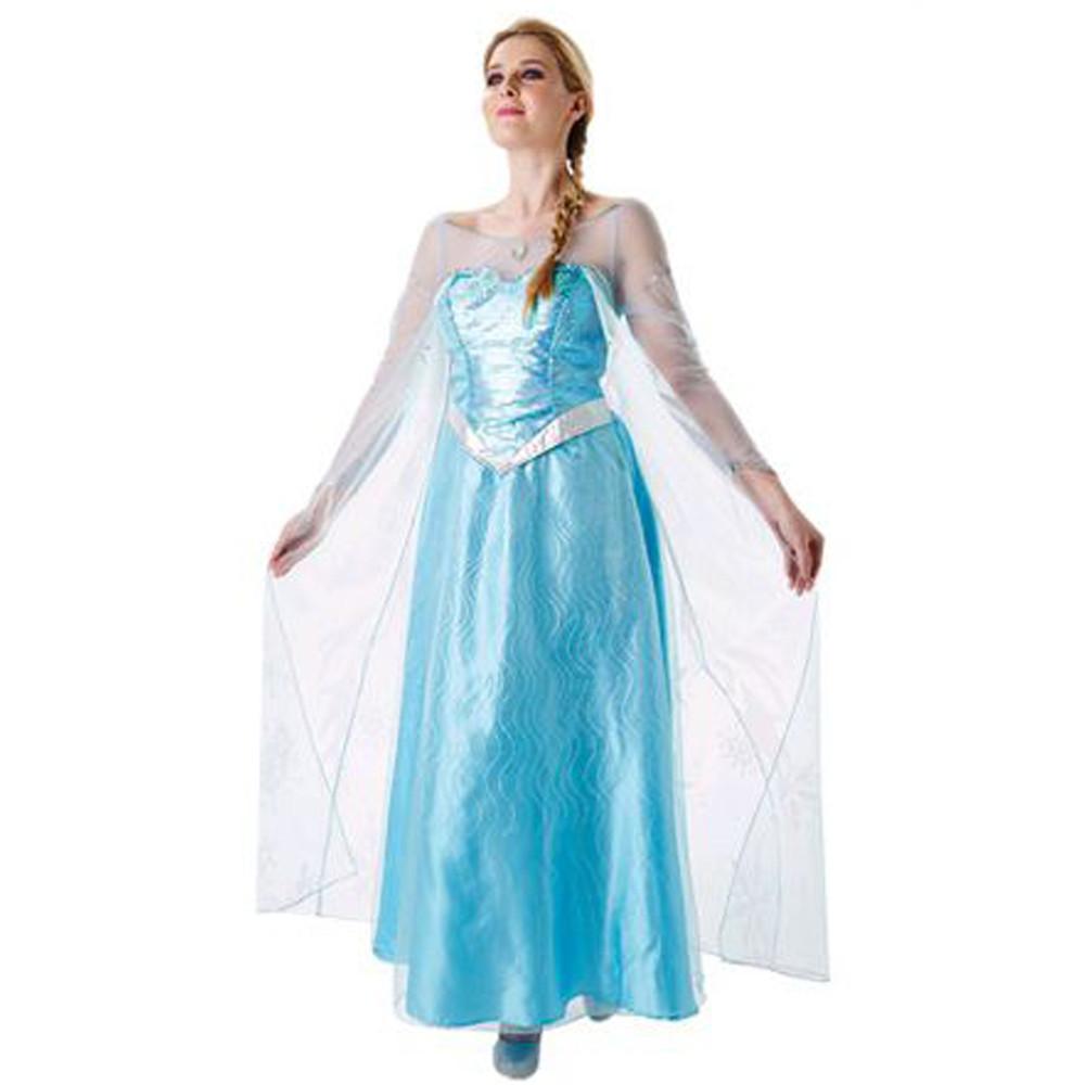 Frozen Elsa Disney Womens Costume