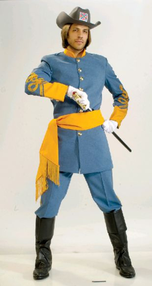 Confederate Soldier Grand Heritage Mens Costume