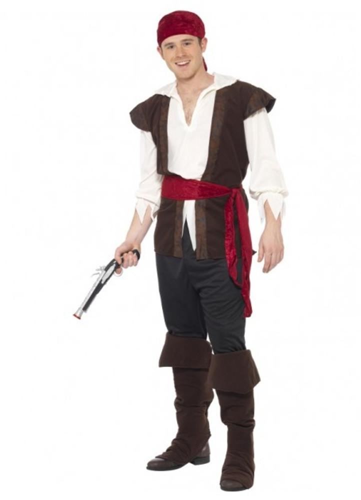 Pirate Adult Costume
