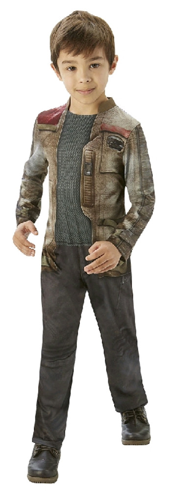 Star Wars - The Force Awakens Finn Classic Boys Costume