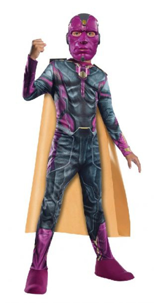 Vision The Avengers Kids Costume