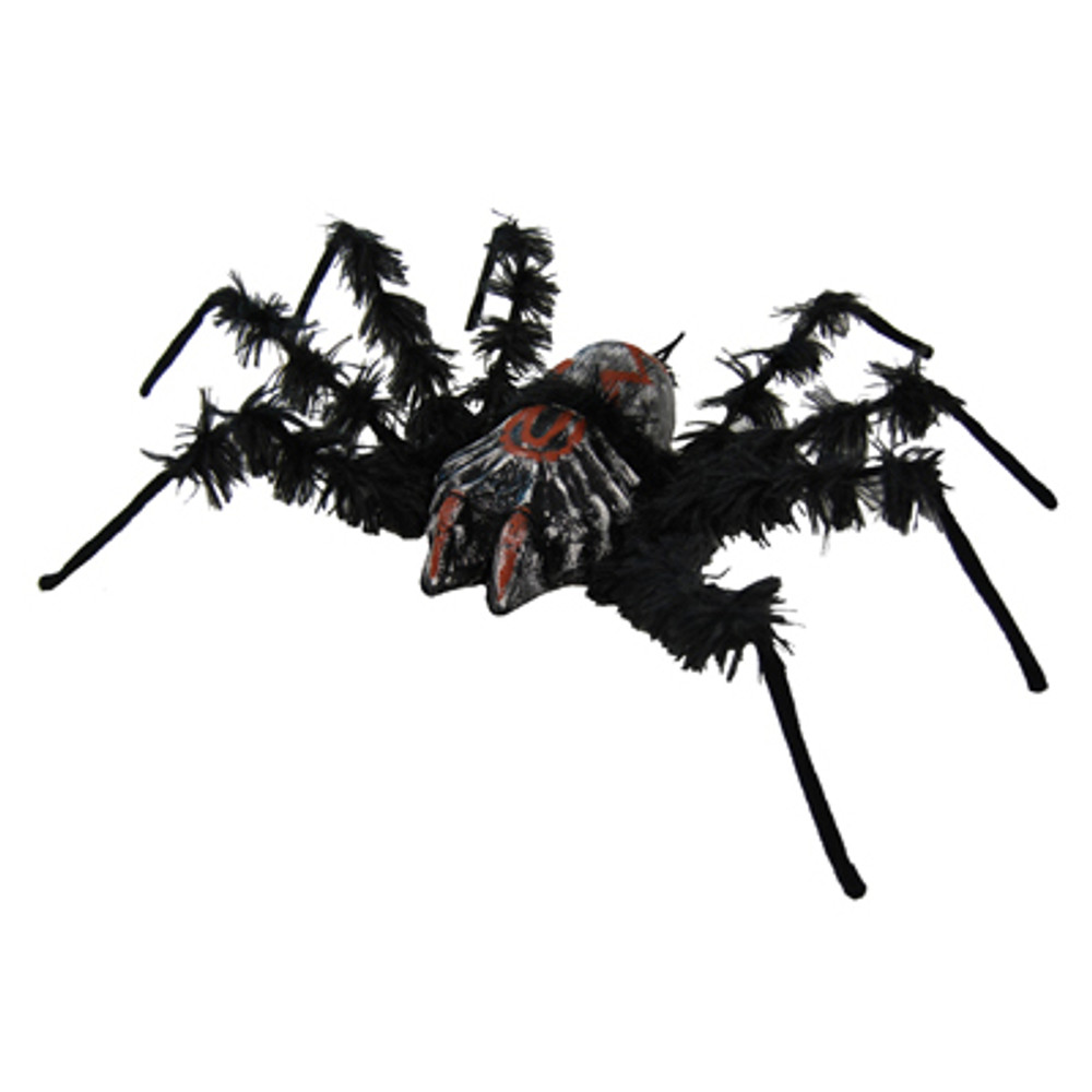 Halloween Black Shaking Spider