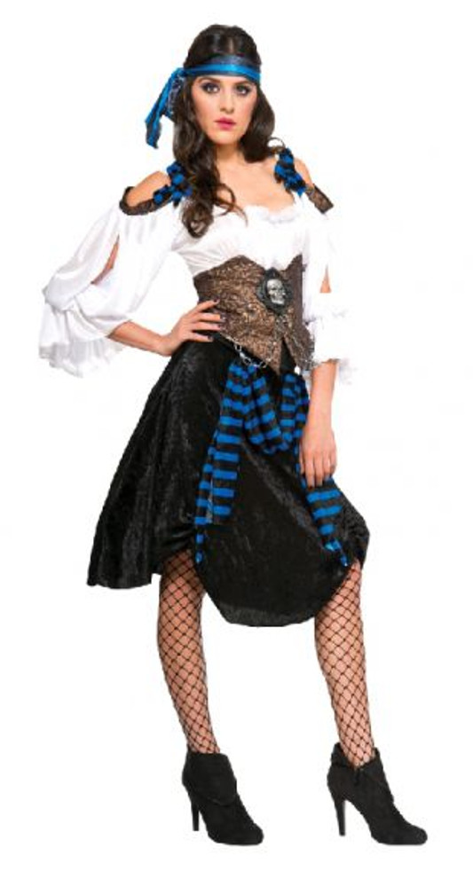 Pirate Rum Runner Women's Costume