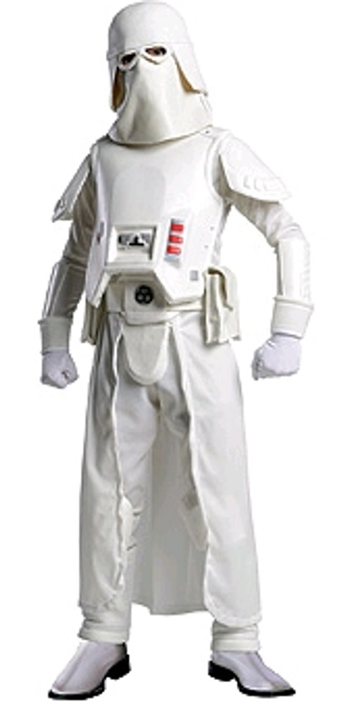 Star Wars - Snowtrooper Deluxe Boys Costume