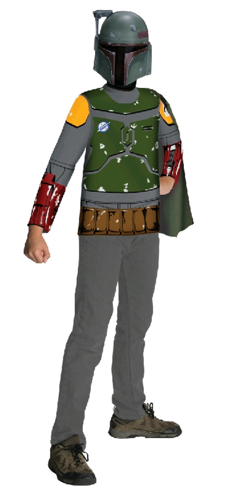 Star Wars Boba Fett Kids Economy Costume