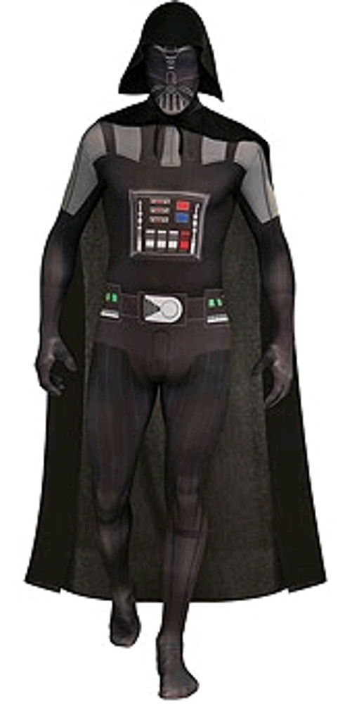 Star Wars - Darth Vader Second Skin Mens Costume