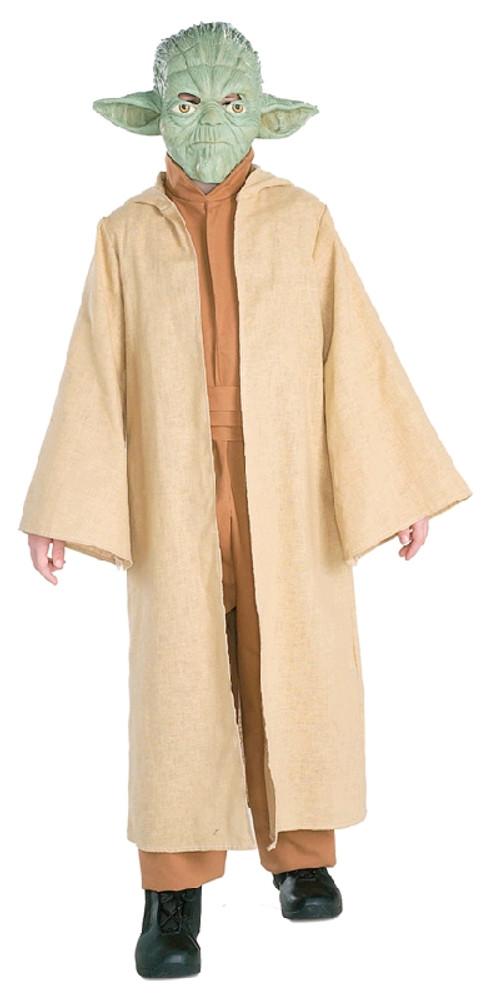 Star Wars Yoda Deluxe Kids Costume